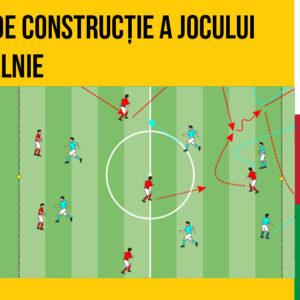 Exercițiu de construcție a jocului – 10v10 în pâlnie
