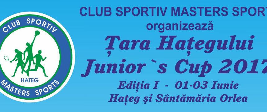 Țara Hațegului – Junior's Cup 2017