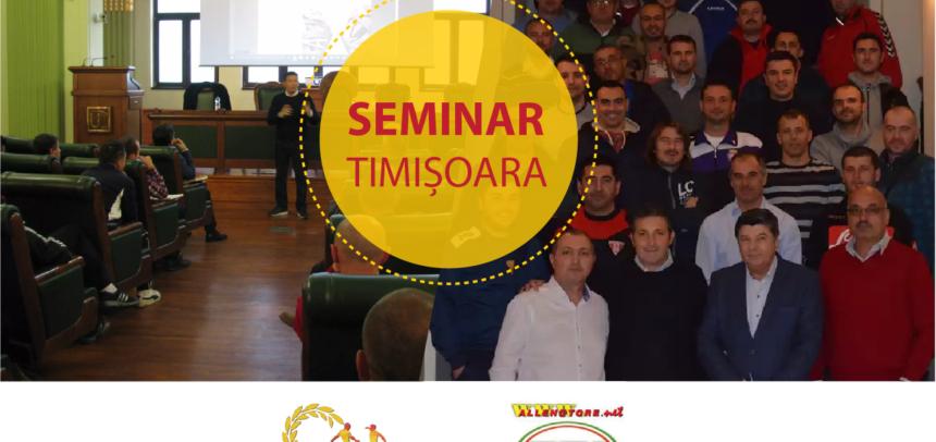 Cum a fost seminarul de anul trecut? Foto și Impresiile cursanților