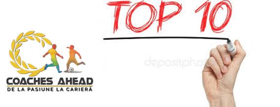 TOP 10 – cele mai vândute cărți pe www.coaches-ahead.ro