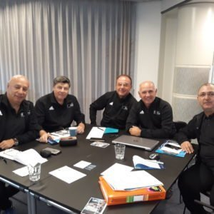 ANTRENAMENT BRONDBY FC U17 – DANEMARCA