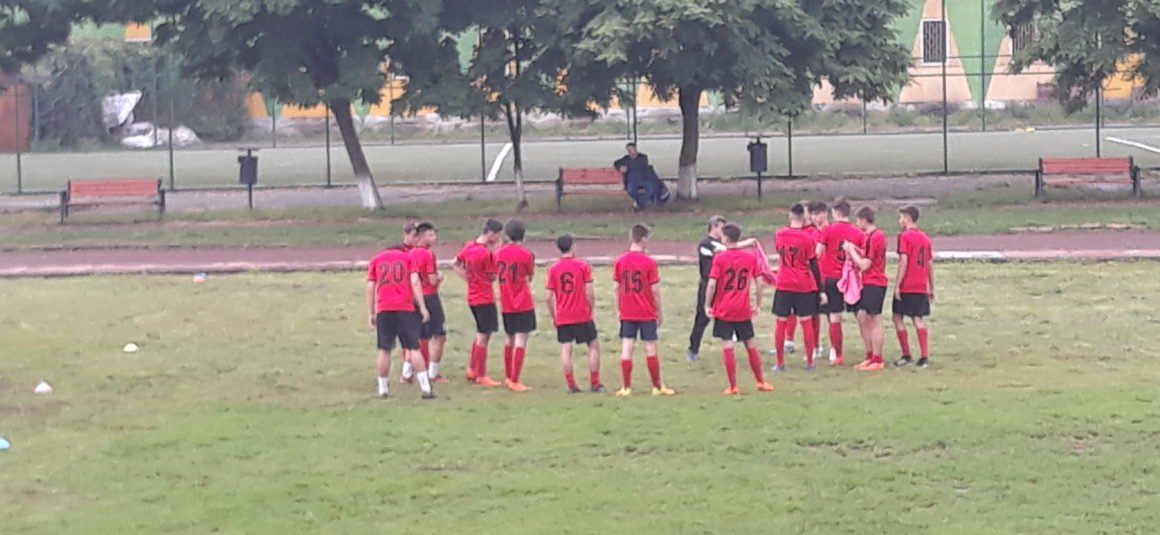 LECȚIE DE ANTRENAMENT (2) – U 17 – Licenta A Youth